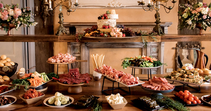 Food Stations Catering Melbourne